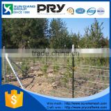 high strength galvanized steel deer fence/farm fence/fixed knot fence (15 years warranty)