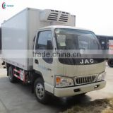4*2 JAC RHD Refrigeration Truck with Tailboard 4 ton
