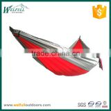 Portable Parachute Nylon Fabric portable hammock