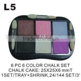 L5 Colors chalk Chalk Education Supplies