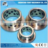 High quality Flanged Graphite bronze bushing bearing