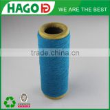 10s open end cotton polyester yarn knit water hammock