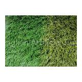 PE Monofilament Yarn Field Green Soccer Artificial Grass 3/4\'\' Gauge , Height 20mm to 50mm