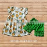 Printed with a pattern of folds of short-sleeved children's clothing is very beautiful in the Alibaba online store