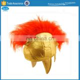 Helmet Roman Knight Pattern Carnial Party Hat for Boys/Adults