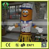 HI hot sale broom group mascot