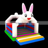 new designed lovely rabit theme inflatable bouncer