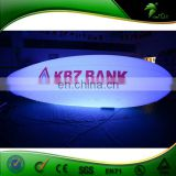 Large Helium Blimp Shape Balloon With Led Light / Inflatable RC Airplane / Advertising Inflatable RC Airship