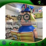 Custom Inflatable Model Balloon, Inflatable Child Kindergarten Pupil, Doctor Balloon