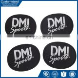 Wholesale rubber label custom shoe rubber patch