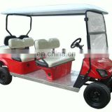 Environment friendly 8 seats electric transport cart