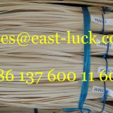 Natural Flat Oval Rattan Core