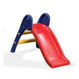 Plastic Folding Slide