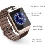 2018 Cheap DZ09 WIFi Smart Watch, Support 2G Call for Mobile Phone