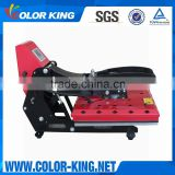 Auplex High quality auto open auto counting press number heat press t shirt 15*15 heat press machine                                                                                                         Supplier's Choice