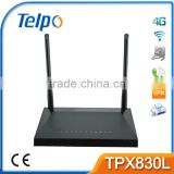 Telpo 100Mbps LTE 4G Wireless Router With Sim Card Slot,4G Router With Sim Card Slot TPX820