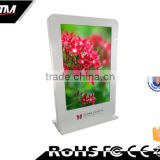 Digital WIFI Android Kiosk Vertical Stand 42/46/55/65/72/84 inch Vertical Advertising Machine