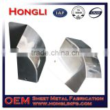 OEM customized stainless steel manufacturing pressing components price high precision sheet metal fabrication parts