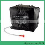 40L Portable Outdoor Camping Hiking Solar Heated Festival Camp Tent Shower Bag