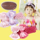 Japanese wholesale products high quality fashion baby girl children hair accessories cute toddler headband infant made in Japan