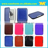 PU leather different color for kindle case with auto sleep and wake for Barnes Nook4