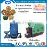 Trade Assurance security horizontal or vertical customized biomass wood fired generators boiler