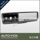 1080P bluetooth rearview mirror handsfree car kit