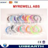 Wholesale MYREWELL ABS use for Touch Screen Control 3D printer,