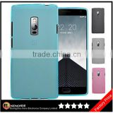 Keno Premium Frosted Slim TPU Soft Mobile Phone Case for Oneplus Two
