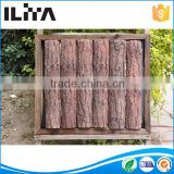 Diversified Latest Designs Wooden landscaping stones for decoration