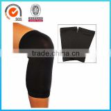 Elastic knee brace infused fabric knee pad                                                                                                         Supplier's Choice