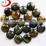 Oval natural tiger-eye blue cabochon gemstone wholesale tiger-eye blue gemstone cabochons