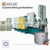 22 years brand CHEN GAO 650T high pressure automatic aluminium alloy die casting machine