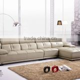 small corner sofa for living room / Top quality sofa / Italian leather &PVC sofa 2106#