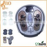 The heating vibrating foot massage acupuncture massage foot and calf Massager 8855C