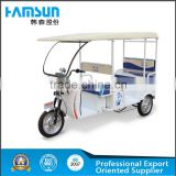 2016 electric battery motorized rickshaw tricycle                                                                         Quality Choice