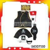 hot selling pirate sword pirate costume for wholesale