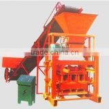 new mobile block machine from China manufacture patented technology/concrete block machine