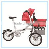 High Quality Good Mother And Baby Stroller Bike Made In China Trailer