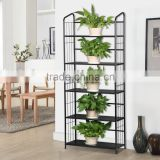5 tire antique wrought iron Step Metal Plant Stand