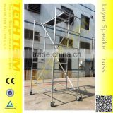 Aluminum Scaffolding Tower System , concert scaffolding truss system                                                                         Quality Choice