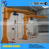 Light Weight Cantilever Swing Arm Jib Crane For Sale