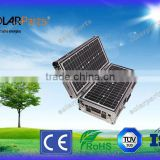 100w mini portable solar system/ solar power system /solar energy system off-grid                                                                         Quality Choice