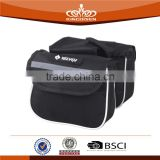 bicycle handlebar bag, folding bicycle bag, bicycle saddle bag