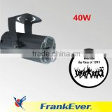 FRANKEVER 40W Zoom gobo projector IP20 Christmas projector light