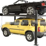 Hydraulic auto leveling car parking system