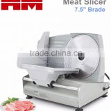 "Electric Meat Slicer 7.5"" Blade Home Deli Premium Home Kitchen Slice For Cheese , Sausage, Bread , Model FS1A"