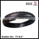 10inch Baby pram rubber inflatable Tyre Tube Wheel