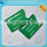 Promotional Plastic card sleeves , Credit card Holder                                                                         Quality Choice