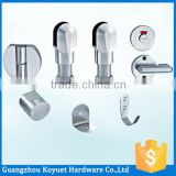 KOYUET For 12mm 16mm 18mm Panel Best Shower Partitions WC Toilet Parts